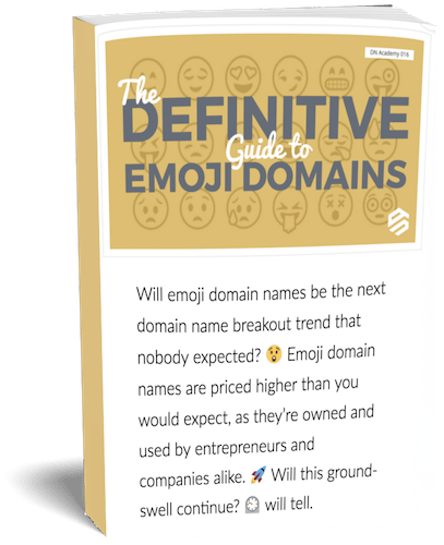 Emoji Domain Name Guide