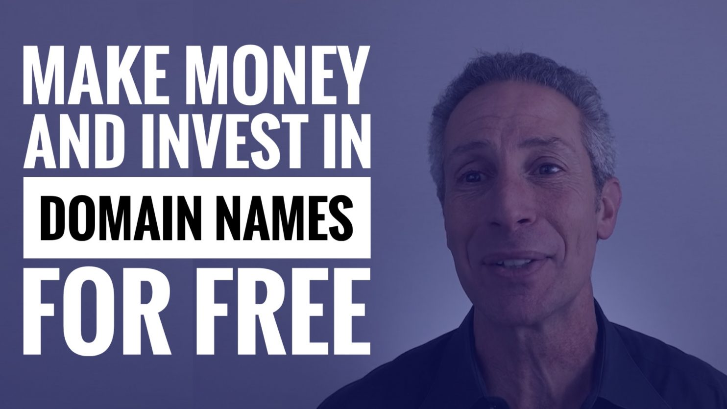 Make Money and Learn to Invest in Brandable Domain Names for Free