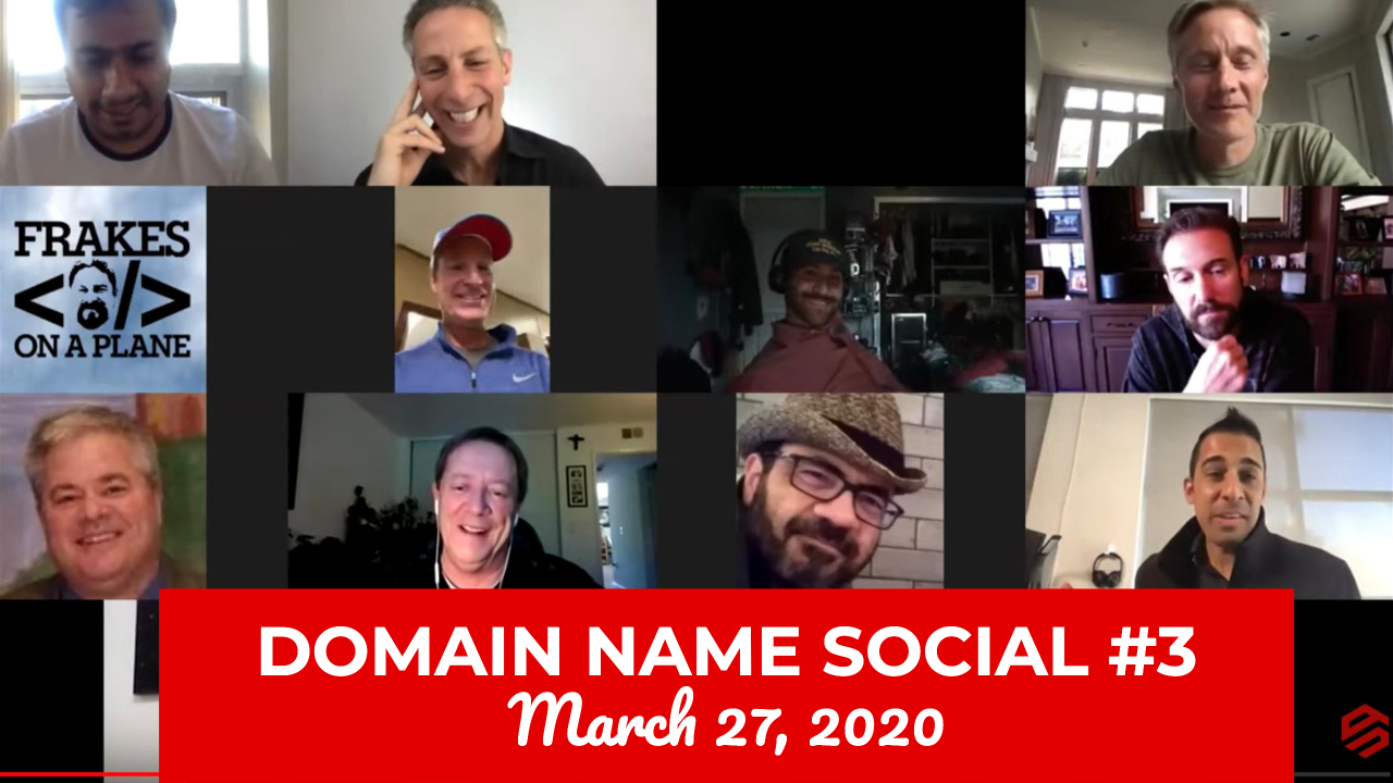 Michael Cyger's Domain Name Quarantine Social #3