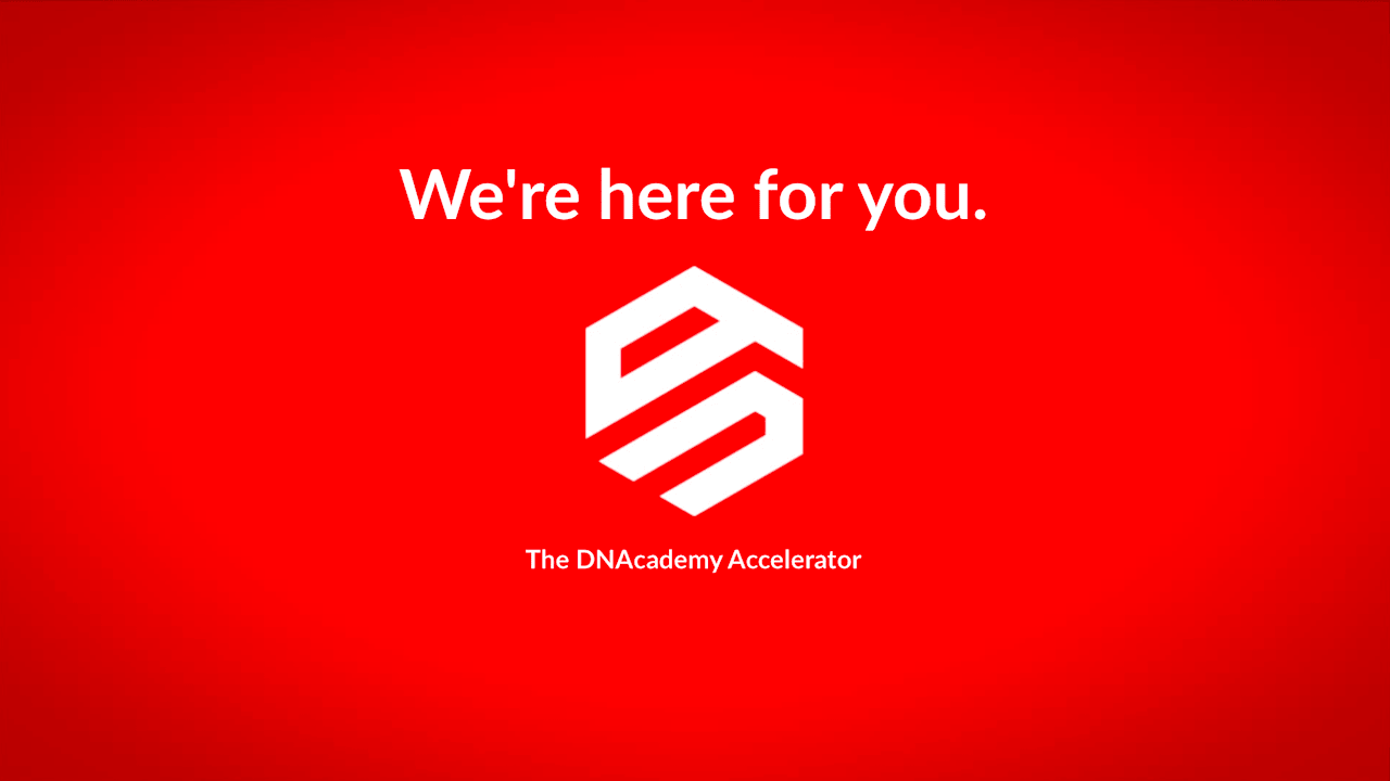 Join the DNAcademy Accelerator