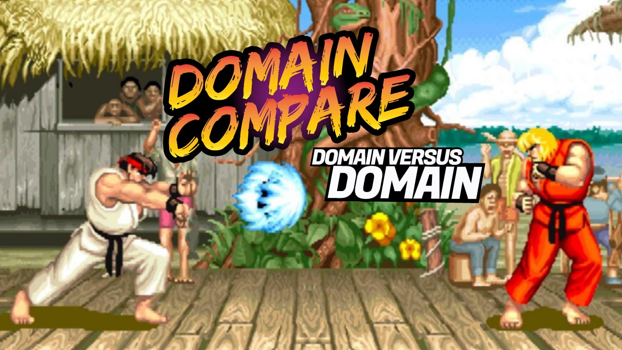 Compare Domain Names