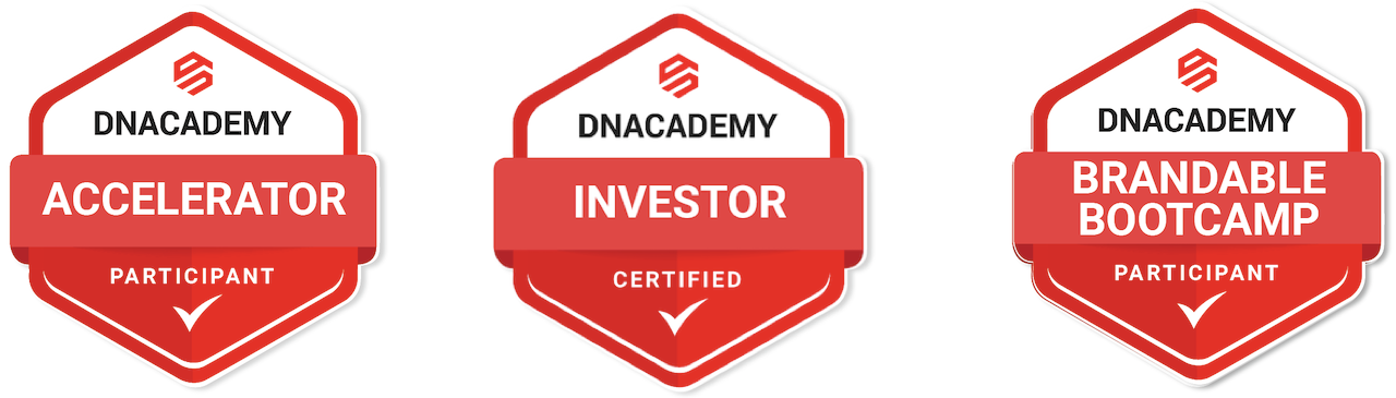 DNAcademy Certifications And Credentials