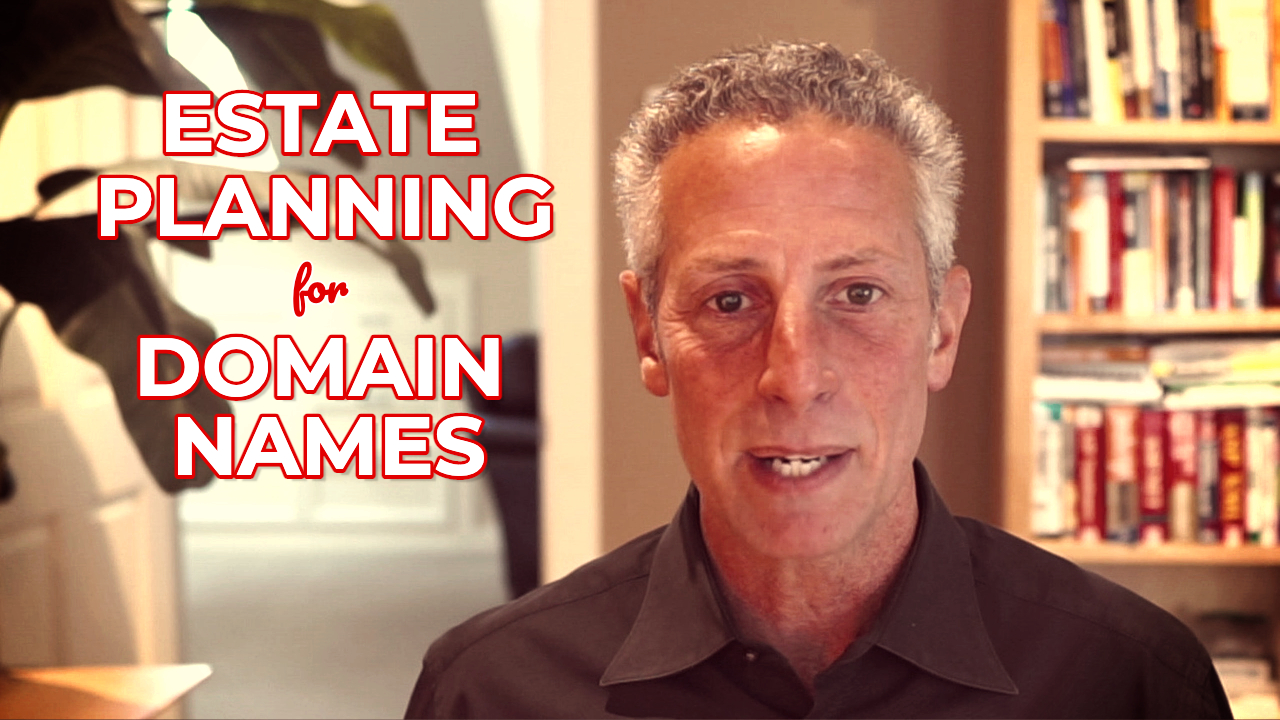 Estate Planning for Domain Names Guide (With Examples & Template)